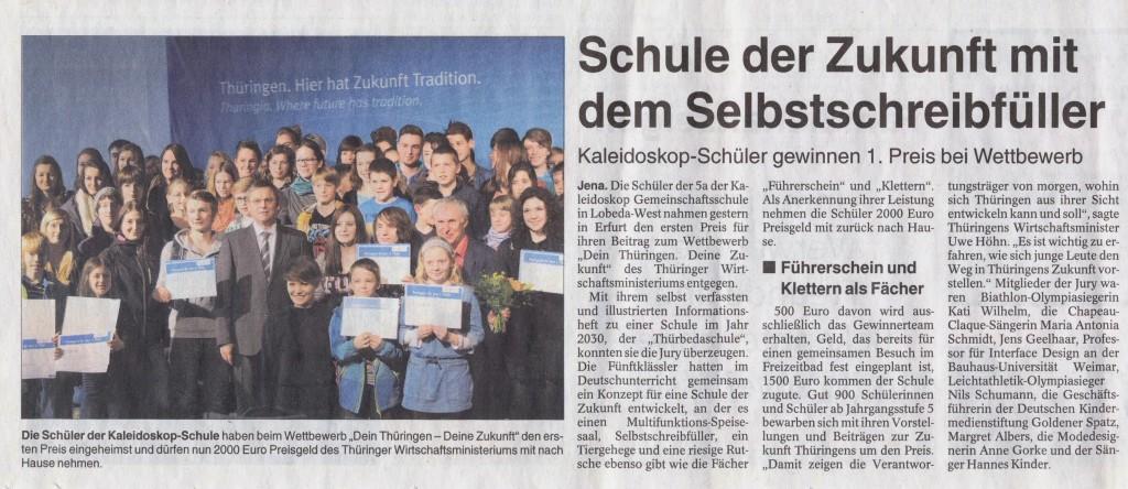 Dein Thüringen_Preis_6.3.2014